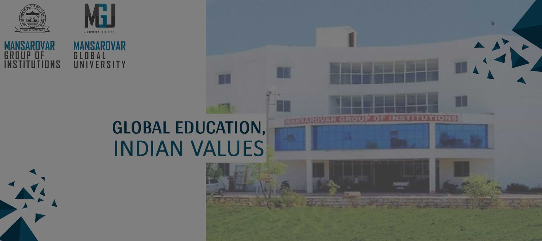 Mansarovar Global University